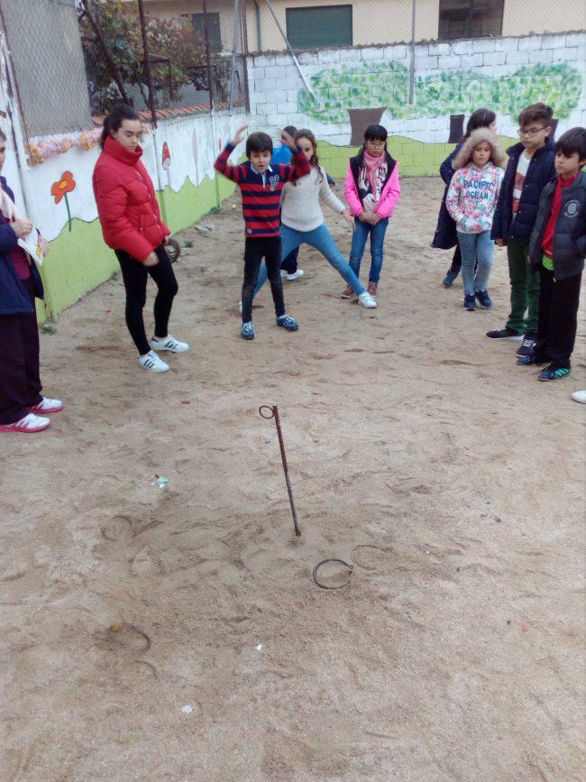 Grupo Antorcha Juegos Tradicionales Colegio Misioneras De La