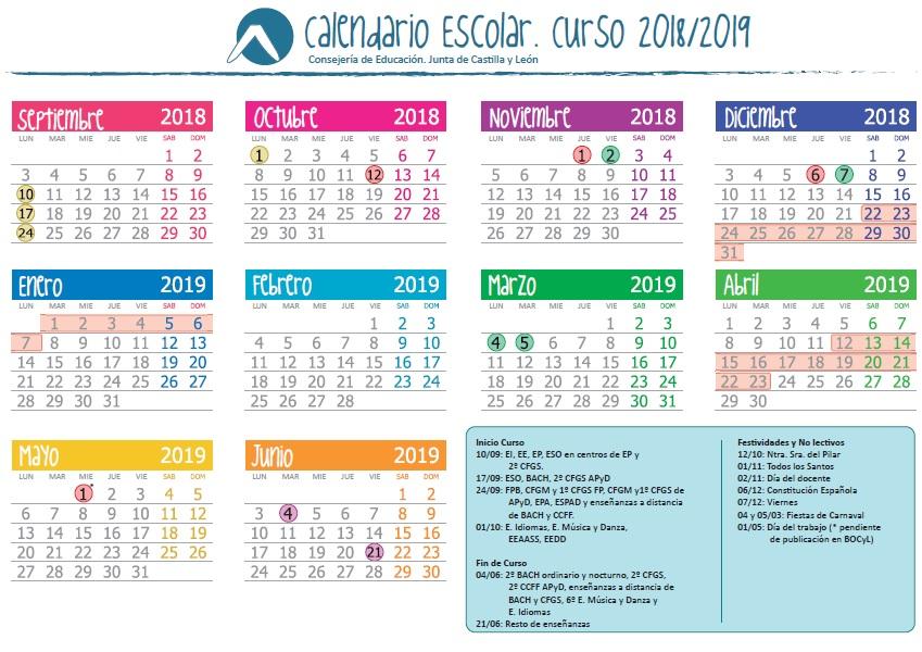 calendario-escolar-18-19